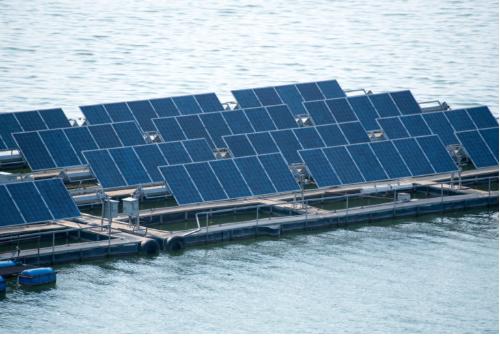 Usina Solar Flutuante:  Conheça a Tecnologia e os Projetos Instalados no Brasil