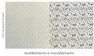 Conheça os tecidos filtrantes