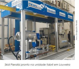 Centrífugas clarificadoras e decanters para separação de sólidos