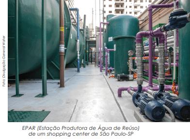 Tecnologias para tratamento de água potável, efluentes e remediação de solo