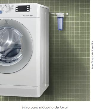 Filtros para máquinas de lavar