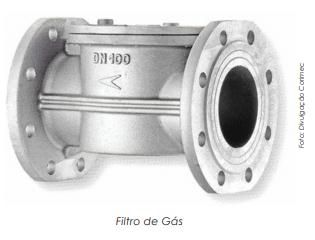 Filtros para aquecedor e combustão de gás