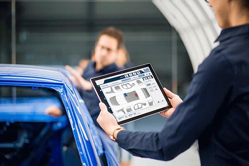 Dürr entrega uma das maiores linhas de pintura tecnológica para a SAIC Volkswagen