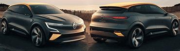 """Renault apresenta dois novos carros elétricos no """"Renault eWays"""""""
