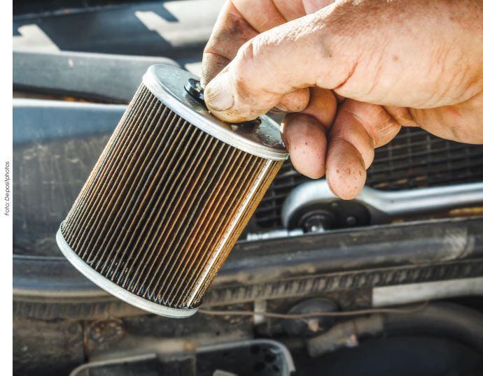 Retomada do mercado de filtros automotivos só deve acontecer  em maio e com ritmo lento