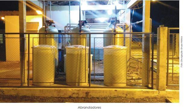 Abrandadores protegem contra altos danos do calcário em máquinas térmicas online e a distância